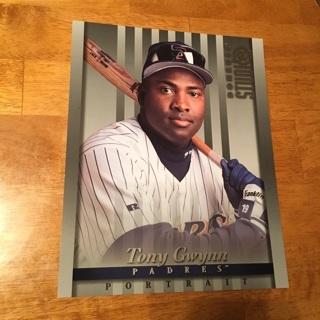 Free Oversizedjumbo 1997 Donruss Studio Portraits Baseball