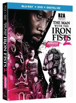 the man with the iron fists 2 UV code