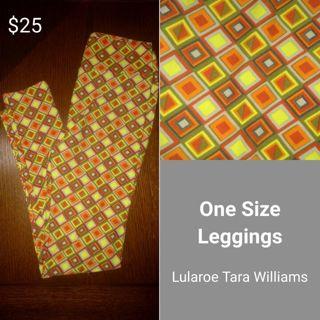 LuLaRoe One Size Leggings New