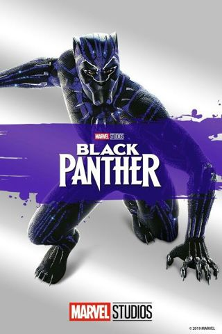 Black Panther HD Google Play Digital Code