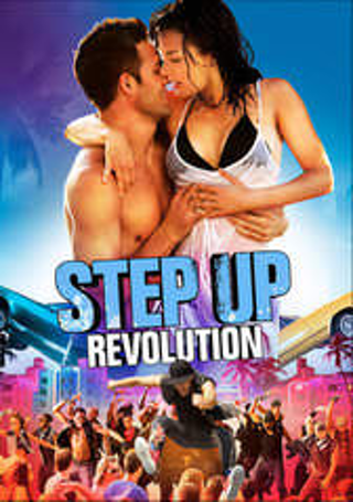 Step Up Revolution Digital Movie Code Only UV Ultraviolet Vudu MA