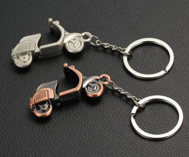 Men Leather Key Chain Metal Car Key Ring Key Holder Gift Personalized Chains FT