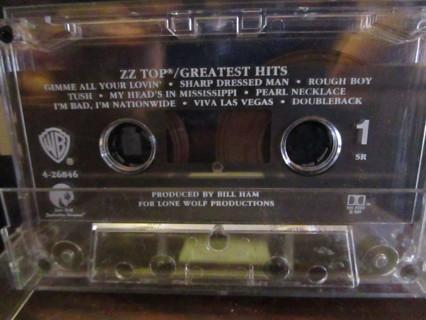 ZZ Top: Greatest Hits - Cassette