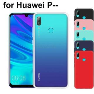 Matte Clear Soft Silicone TPU Case For Huawei P20 Lite P20 P30 Pro P10 P9 Plus P8 Lite 2017 P Smar