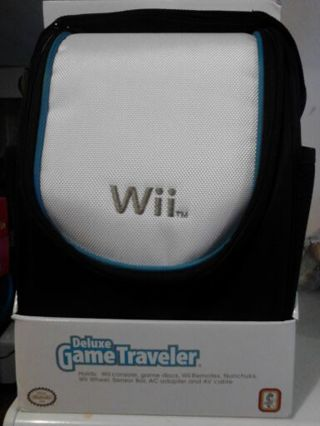 wii deluxe game traveler new in package