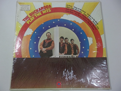 Buckaroos Play The Hits-Capitol SW 8 0767, LP VG