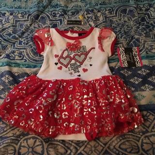 Infant Girls size 3/6 Months dress
