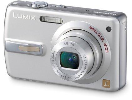 1 Panasonic DMC-FX50 7.2MP Digital Camera 3.6x Optical Image Stabilized Zoom