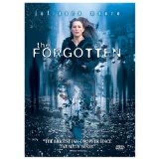 The Forgotten dvd widescreen