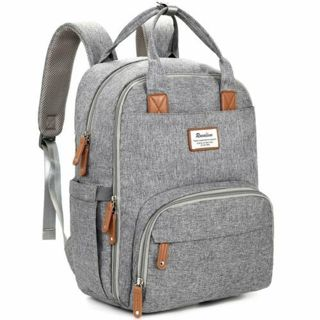 New Diaper Bag Backpack, Large Multifunction Travel Maternity Baby - Fast Shipping