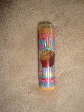 Cookie dough scented lipbalm (GIN)