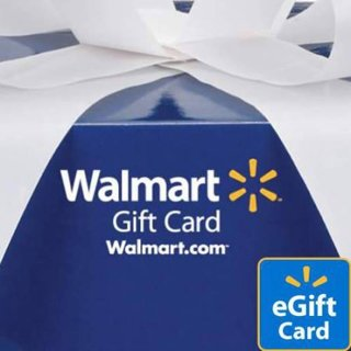 WALMART ECARD $25 Value