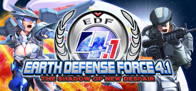 EDF 4.1 The Shadow of New Despair & Mission Pack 1: Time of the Mutants DLC. Steam Keys