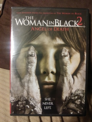 The Woman in Black2 Angel of death brand new