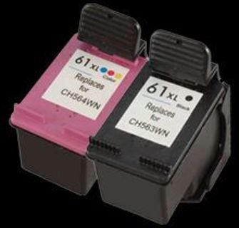 BRAND NEW- NEVER USED INK CARTRIDGES
