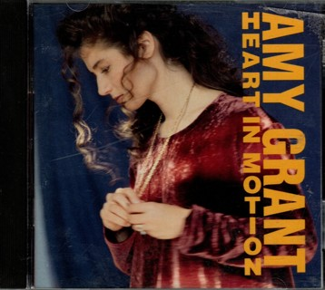 Heart in Motion - CD by Amy Grant