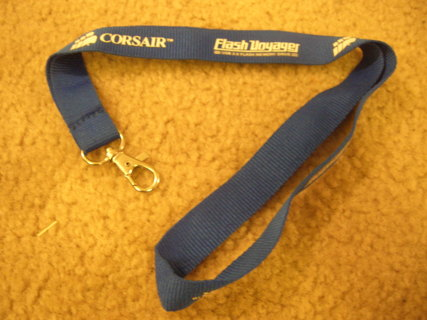 Free  Corsair Flash Voyager Lanyard - Other Clothing - Listia.com ... 6f8bc3d3ccb1
