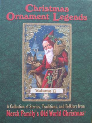 Christmas Ornament Legends