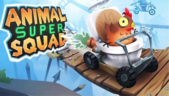 Animal Super Squad Steam Key