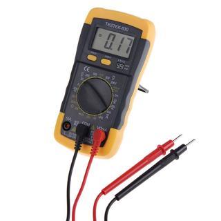 AC DC Voltmeter Ohmmeter Multitester for schools, factories, families amateur wireless lovers