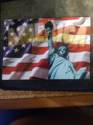 America & Bald Eagle Postcards