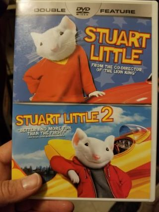 Free Double Stuart Little Stuart Little 2 Dvd Listia Com Auctions For Free Stuff