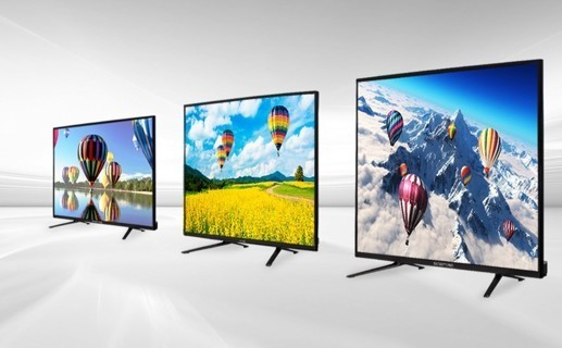 """THREE TV'S... Sceptre 32"" Class HD LED TV'S! FREE SHIP!"
