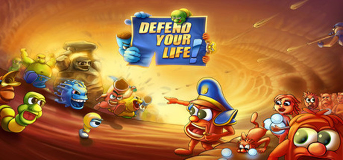 Defend Your Life: TD - Steam Key