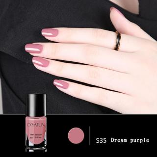 Nicole Diary  Pure Colors Peel Off Nail Polish Lacquer Art Decoration Waterproof Water Base Pigmen