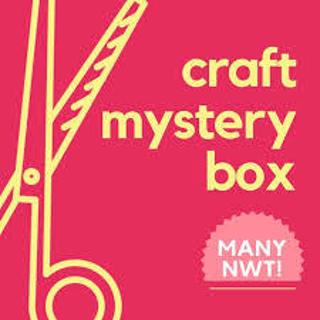 Craft Mystery Box