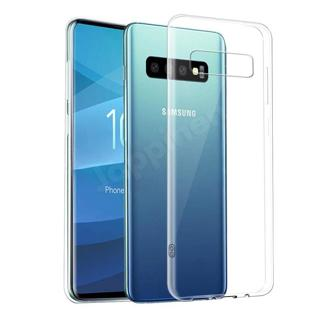 Jappinen Transparent Soft TPU Case For Samsung Galaxy S10 Plus Phone Case Silicone Cover For Samsu