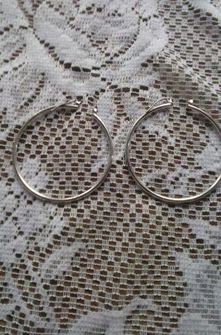 Medium hoops