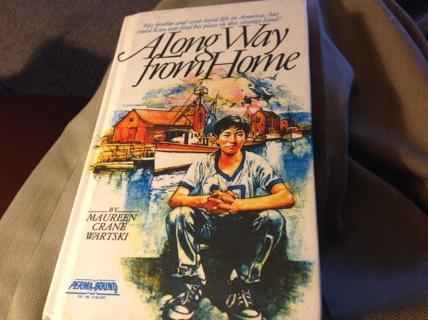 A LONG WAY FROM HOME by Maureen Crane Wartski