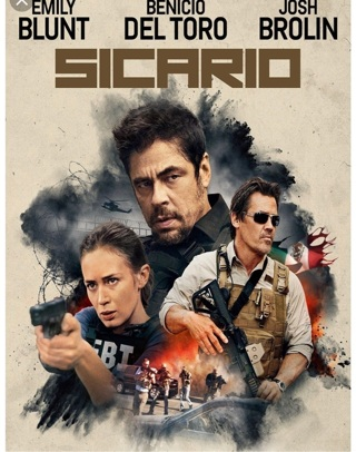 Sicario for iTunes only digital HD