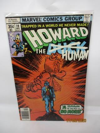 HOWARD THE HUMAN #19