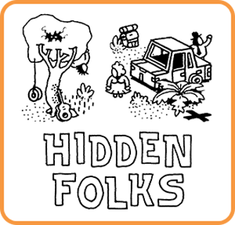 Hidden Folks - Steam Key