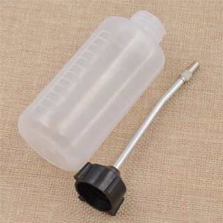 120ml Sewing Machine Oiler Can Empty Refillable Spout for DIY Sew Craft