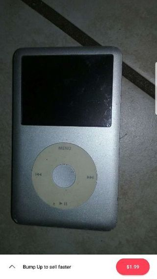 Free: iPOD 7th Generation Classiv 160GB - Music Players