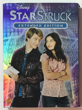 Disney Starstruck Extended Edition 2010 DVD Movie with Slipcover - Partially Sealed!