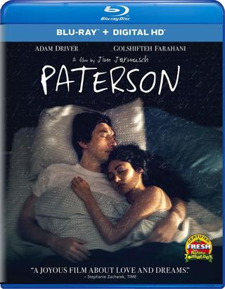 Paterson (Digital HD Download Code Only) **Adam Driver** **Jim Jarmusch**