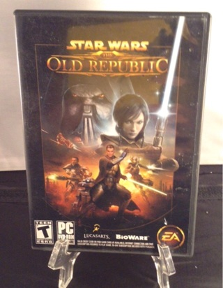STAR WARS THE OLD REPUBLIC PC GAME