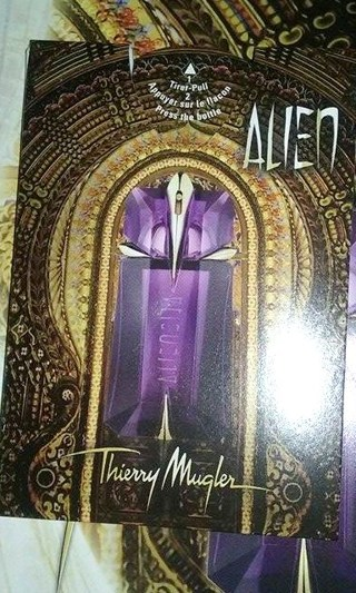 ALIEN perfume SAMPLE SIZE!! 1 of 2