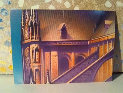 Hunchback of Notre Dame Trading Card