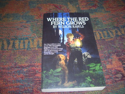 where the red fern grows book report Where the red fern grows study guide contains a biography of what are the similarities of the movie where the red fern grows and the book where the red fern grows.