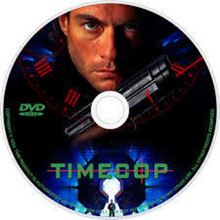Time cop dvd