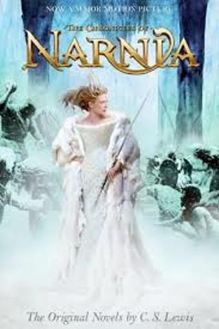 The Chronicals of Narnia By C.S. Lewis