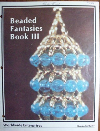 Free Vintage Beaded Fantasies Book III  Pattern Booklet