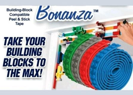 Bonanza Building base for Lego's 4 colors First auction after years ... Not sure how it works now