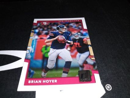 2017 score Brian Hoyer 49ers / Bears