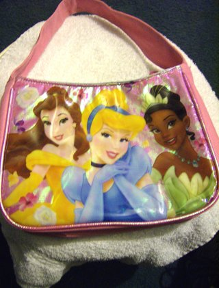 Disney Princess Purse for a Child **LOOKS BRAND NEW**